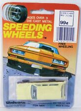 Vintage Speeding Wheels Ford/Mercury Station Wagon w/Woodgrain China MOC 1/64