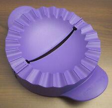 Tupperware D 157 Teigfalle Lila Violett Neu OVP