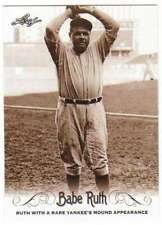 2016 Leaf Babe Ruth Collection #78 Babe Ruth