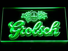 12x8 Inches Grolsch Led Neon Sign On/Off Switch Bar Pub Man cave advertising