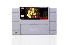 Front Mission  - For SNES Super Nintendo RPG