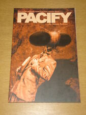 PACIFY GRAPHIC NOVEL IMAGE STEVE PERKINS TPB GN 9781582405926