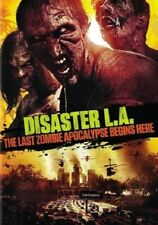 Disaster L.A: Last Zombie Apocalypse Begins Here (DVD,2014) Excellent Condition