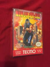 Ninja Gaiden 1 (Nintendo NES) NEW Factory Sealed Nm