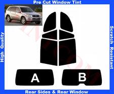 Pellicola Oscurante Vetri Auto Pre-Tagliata Toyota RAV 4 5P 2000-2005 da 5% a50%