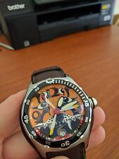 """Corum Bubble """"Flying Tiger"""" Dive Bomber - 45mm, Limited Edition, Near Mint"""
