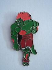 Street fighter 2 Pin Badge - Blanka - Rare