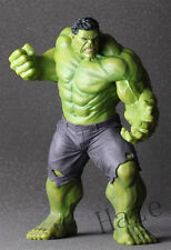 "New 10"" Marvel The Avengers toy Hulk Hot Action Statue Figure Crazy Toys FRR"