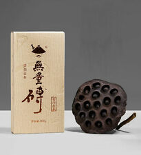Kung Fu Pu Erh Wuliang Infinite antico albero di Pu-erh mattone 300g 2015 crudo