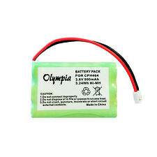 Battery For Motorola Video Baby Monitor Part TFL3X44AAA900 MBP 33 36 36PU 900mAh