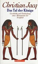 DAS TAL DER KÖNIGE - Ägypten Roman - Christian Jacq BUCH