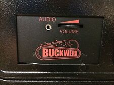 Buckwerx Pinball Machine Audio Adapter headphone for Stern Transformers, X-men