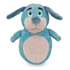 "DISNEY STORE DOC MCSTUFFINS 7"" BOPPY Blue Dog Mini Bean Bag plush Soft Toy NEW"