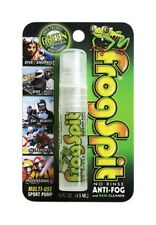 FROG SPIT No Rise Anti Fog Spray Eco Cleaner, Diving Mask Goggles & more 4.5ml