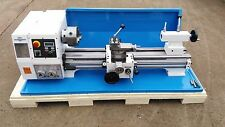 "PM1228VF-LB METAL WORKING LATHE, BRUSHLESS MOTOR, 1-1/2"" BORE, CAMLOCK SPINDLE,"
