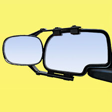 CLIP-ON TOWING MIRROR tow extension extend side rear view hauling extender ni1