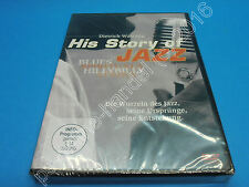 DVD His Story of Jazz - Dietrich Wawzyn (J-120) Neu OVP Dokumentation