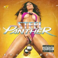 Balls Out - Steel Panther (2011, CD NIEUW) Explicit Version