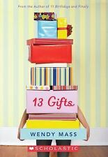 13 Gifts by Wendy Mass (2011, CD)