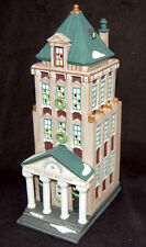 BROKERAGE HOUSE #58815  DEPT 56 Christmas in the City great stockbroker gift