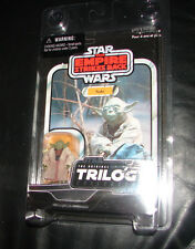 Star Wars VOTC OTC Yoda ESB card  original trilogy MOC MISP 414