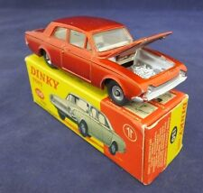 Dinky No: 130 Ford Consul Corsair - Red Metallic (Original 1960's/Boxed)