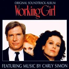 Working Girl OST Featuring Music by CARLY SIMON OST/SOUNDTRACK ARISTA 1989
