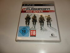 Playstation 3 Operation Flashpoint: red river