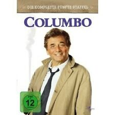COLUMBO SEASON 5 3 DVD NEU
