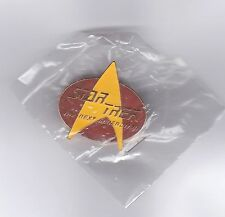 STAR TREK THE NEXT GENERATION Communicator Badge Cloisonne Pin