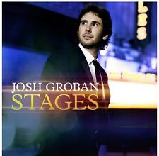 JOSH GROBAN 'STAGES' (2015) BRAND NEW CD
