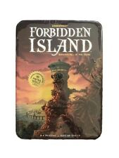 Forbidden Island Strategy Cooperative Thinking Adventure Game Board Game NIP