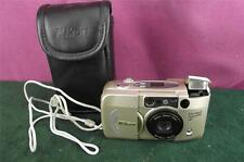 very nice Nikon Lite Touch Zoom 70W  35mm camera VGC with case