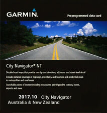 GARMIN CITY NAVIGATOR AUSTRALIA & NEW ZEALAND NT 2017.10