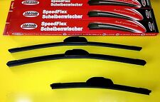 """PREMIUM Scheibenwischer Komplettset vorne + hinten für VW Golf 3 """"TOP"""""""