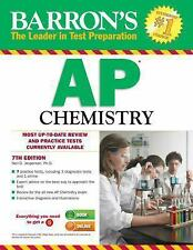 NEW - Barron's AP Chemistry, 7th Edition by Jespersen, Neil D.