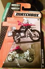 Matchbox BMW R1200 GS motorcycle
