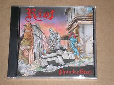 RIOT - THUNDERSTEEL - CD SIGILLATO (SEALED)