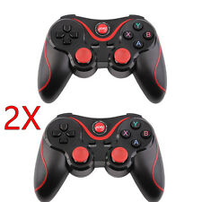2x New Wireless Bluetooth Game Console Controller for Playstation 3 PS3 Console