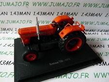 Tracteur 1/43 universal Hobbies n° 108 SOMECA 750 1974