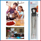 Jam Confectionery Cooking Thermometer Stainless Steel Oil Sugar Milk Deep Fry