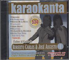 Roberto Carlos y Jose Augusto Pistas Musicales & Karaoke New Nuevo