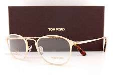 Brand New Tom Ford Eyeglass Frames 5349 028 Gold  Size 49mm Men Women