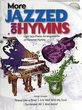 More Jazzed on Hymns Learn to Play WORSHIP JAZZ Piano Sheet Music Book
