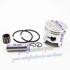 40mm Piston 10mm Pin 47cc 2 Stroke Engine Mini Pocket Scooter ATV Quad Dirt Bike