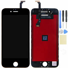 "Black For iPhone 6 4.7"" LCD Touch Assembly Display Digitizer Screen Replacement"
