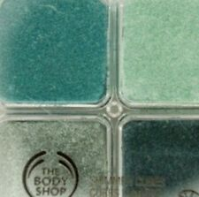 The Body Shop Shimmer Cubes Eye Shadow Palette #22 Green Light Stunning Colors