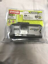 New Sealed Ryobi 18V 18-Volt P108 Lithium Ion Li-Ion High Capacity 4Ah Battery