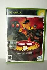 CT SPECIAL FORCES FIRE FOR EFFECT USATO XBOX EDIZIONE ITALIANA PAL GD1 40066