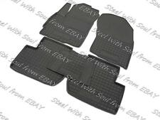 Fully Tailored Rubber / Car Floor Mats Carpet for MITSUBISHI OUTLANDER II 07—13